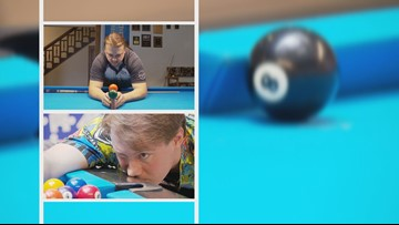 TRICK-SHOT TWOSOME: Unlikely Michigan pair world ranked in Artistic Pool