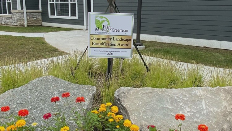 One Good Thing: Veteran home's award-winning garden