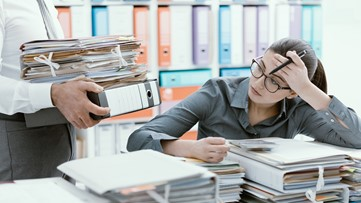 How to manage workplace stress
