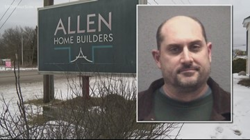 West Michigan home builder charged with misusing funds