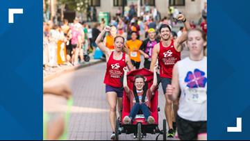 LMCU Bridge Run offers 5K, 10 mile run and has a charity component