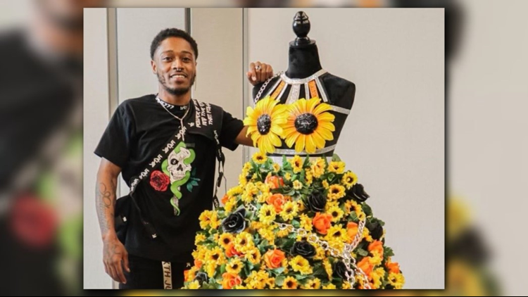 FASHION OVER FOOTBALL: Muskegon star athlete designs unique clothing line