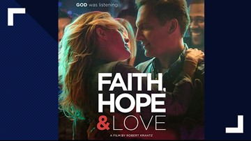 New faith-based romantic comedy hits the big screen at Celebration