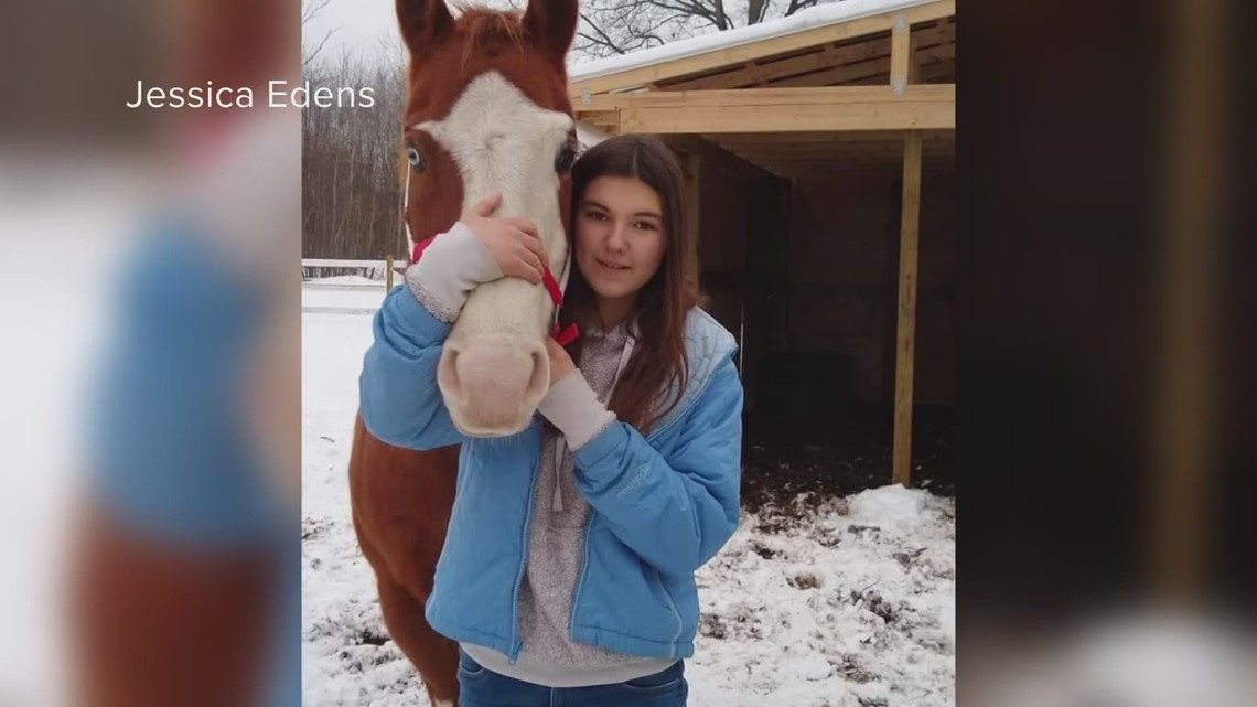 Fundraiser started for 2 girls hit by car while riding horses