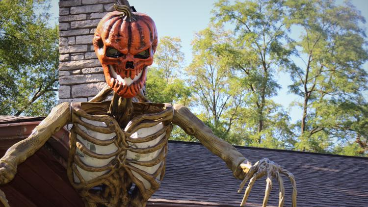 Creepy Cribs: These are the best-decorated Halloween houses in West Michigan