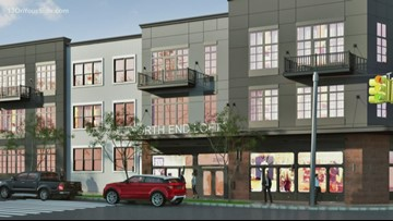 New apartments planned for Creston neighborhood