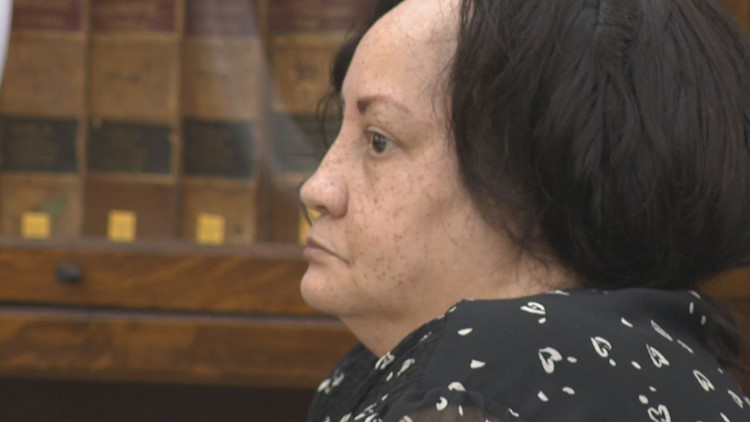 Trial begins for Muskegon woman charged with stabbing neighbor 188 times
