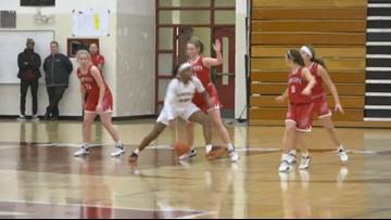 High School Girl's Basketball: Muskegon vs. Kent City