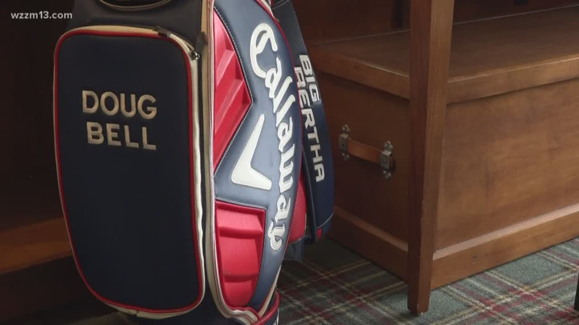 Golf legend Jack Nicklaus redesigning Grand Haven Golf Club