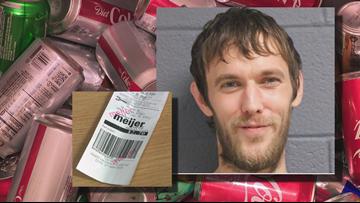 Group nets thousands using bogus bottle return slips at Meijer stores