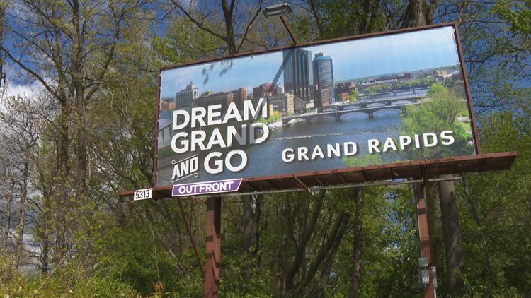 'Dream Grand and Go': New campaign pushes Grand Rapids as 'tourism destination'