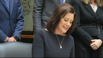 Whitmer signs $28.8M mid-year budget bills, vetoes audit
