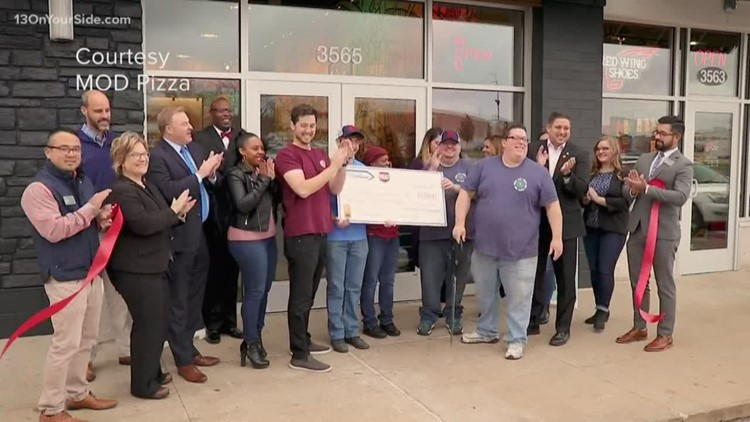 One Good Thing: MOD Pizza donates to GRPS arts