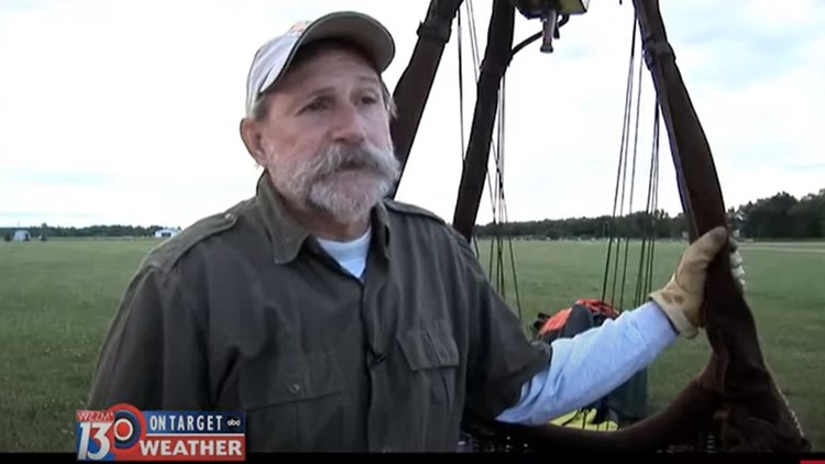 WZZM balloon pilot dies after fight with cancer
