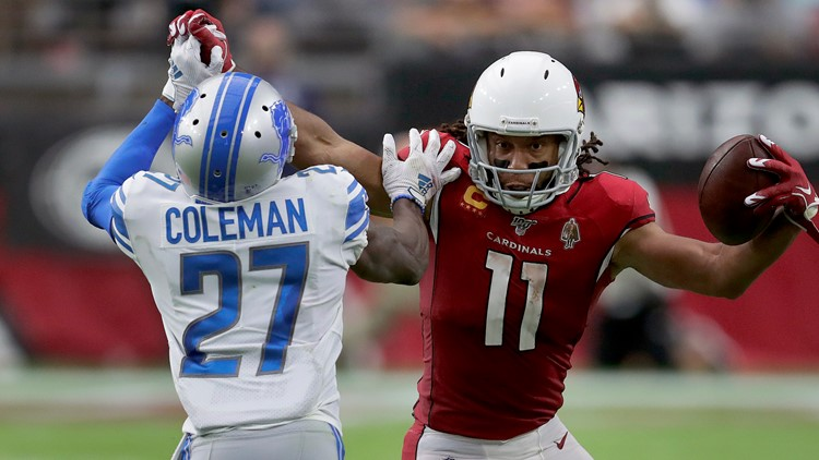 Lions Vs. Cardinals Ends In A Tie, 27-27