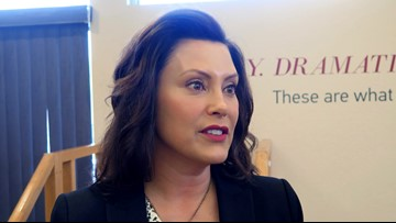 Whitmer joins governor's coalition focused on keeping Asian carp out of the Great Lakes