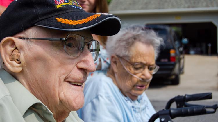 A Happy Hundred: Muskegon man celebrates his Centennial Birthday