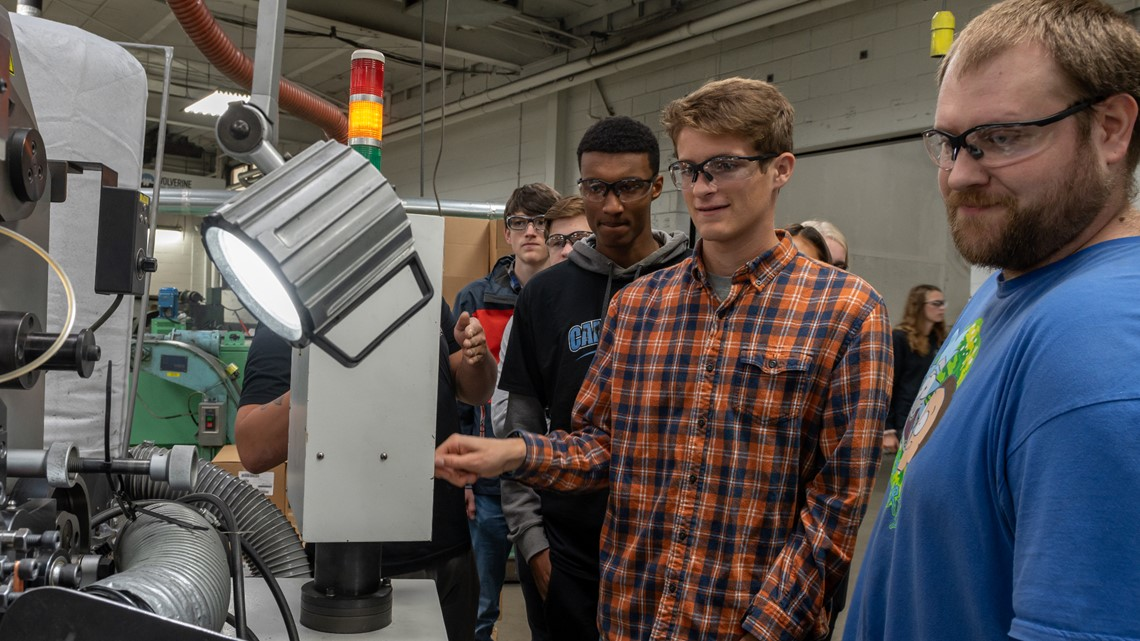 GRBJ: Local manufacturers open doors to students