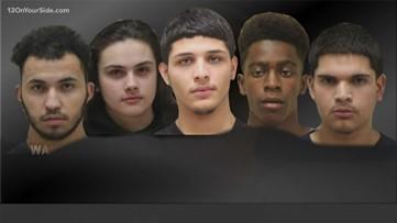 5 people sentenced in shooting death of East Kentwood High School student