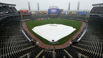Tigers-White Sox game postponed because of snow