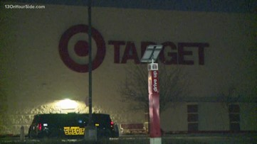 Authorities investigating break-in at Target on 28th Street
