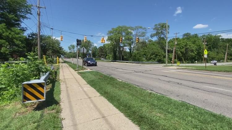 Man injured in crash following police pursuit in Hudsonville