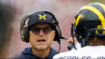 AP Poll: Michigan drops nine spots to No. 20; MSU back on the list
