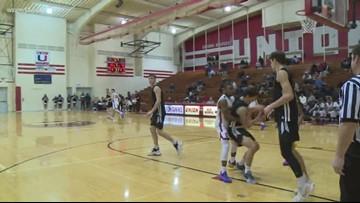 High school boys basketball: Rockford vs. Grand Rapids Union