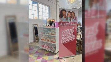 Local business empowering women through cruelty-free beauty line