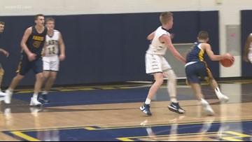 High school boys basketball: Hudsonville vs. EGR