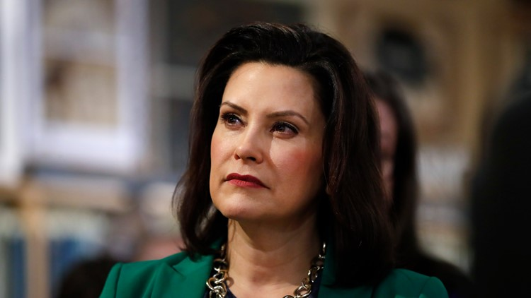 Whitmer blasts lawmakers for 'vacation' without budget deal