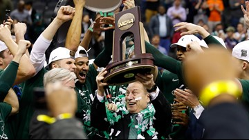 Michigan State coach Izzo joins Final Four first timers