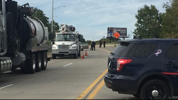Construction worker identified after being hit, killed on Hall Street