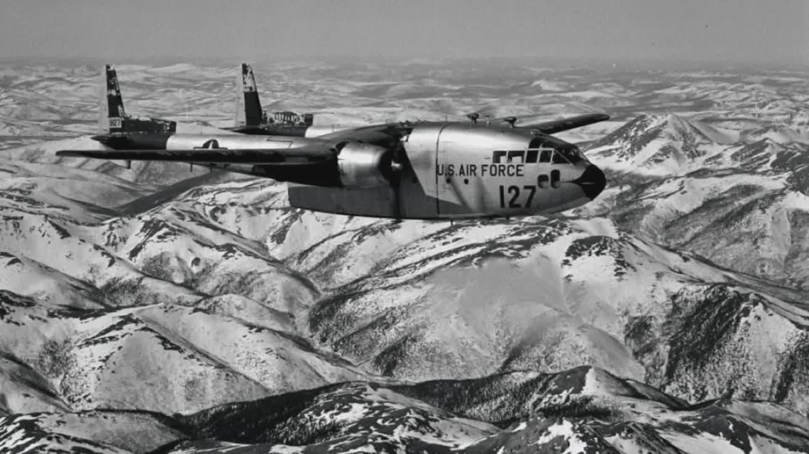 Air Force submits plan for recovering '52 Alaska plane crash, 'boots on ice in 2023'