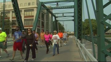 Grand Rapids' Labor Day bridge walk canceled