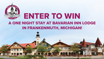 CONTEST COMPLETE - Enter to Win a One Night Stay at the Bavarian Inn Lodge!