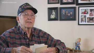 Two West Michigan veterans share their stories after years of silence about being test subjects for nuclear weapons