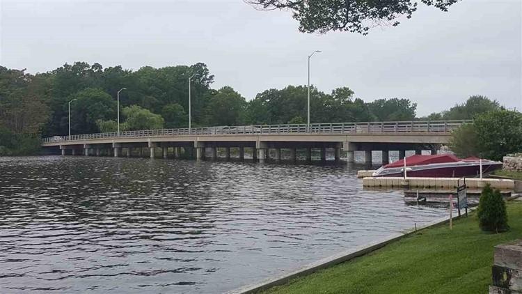 smith's bridge closing