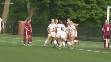 South Christian soccer topples Orchard View in semi-finals