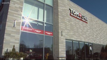 Tom   Chee closes in Grandville