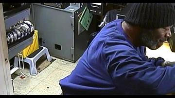 Police hope to identify Wyoming burglary suspect