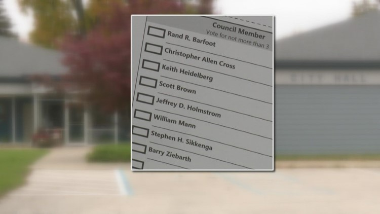 Many Muskegon County voters will encounter crowded ballots
