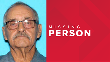 84-year-old man with dementia reported missing last seen in Hastings