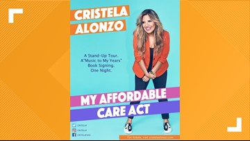 LaughFest alum Cristela Alonzo to make appearance in Grand Rapids