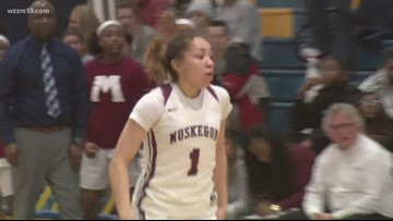 Muskegon's Winston gets 4th in Miss Basketball