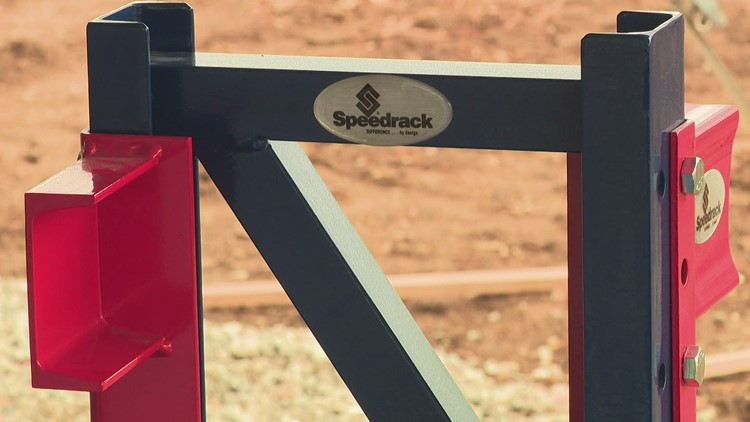 160 jobs coming to new Walker Speedrack Products plant