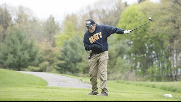 Veteran uses therapeutic golf to overcome disabilities
