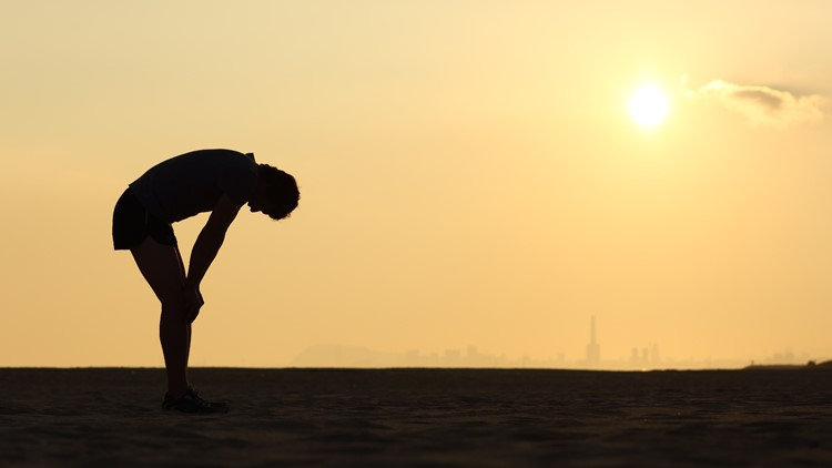 Keep your cool while working out in the heat