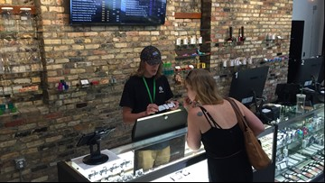 2 Muskegon businesses approved to sell recreational marijuana