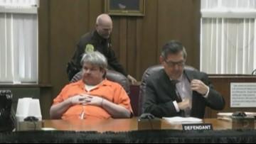 Jason Dalton hears victim impact statements at sentencing hearing